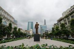 Ludzie s Komitetowy Saigon Wietnam Zdjęcie Stock