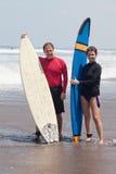 ludzie surfboards młodych fotografia royalty free