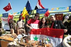 ludzie syryjscy Zdjęcie Stock