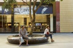 Ludzie Szanghaj bogaty miasto w Chiny Fotografia Stock