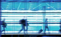 ludzie target262_1_ Zdjęcie Stock