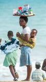 Ludzie w GHANA fotografia royalty free