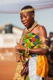 Ludzie w GHANA Zdjęcie Stock