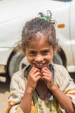 Ludzie w LALIBELA, ETIOPIA obrazy stock