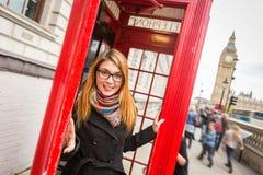 Ludzie w Londyn zdjęcia stock