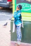 Ludzie w POŁUDNIOWA AFRYKA Zdjęcie Stock