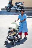 Ludzie w POŁUDNIOWA AFRYKA Fotografia Stock