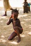 Ludzie w Togo, Afryka Obrazy Royalty Free