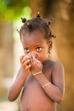 Ludzie w Togo, Afryka Zdjęcie Royalty Free