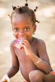 Ludzie w Togo, Afryka Obraz Royalty Free