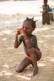 Ludzie w Togo, Afryka Obraz Stock