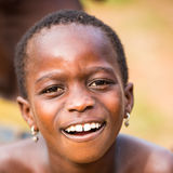 Ludzie w Togo, Afryka Zdjęcia Stock