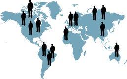 ludzie światowi Zdjęcie Stock