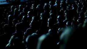 Ludzie zegarka 3D filmu zbiory wideo