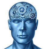 ludzka inteligencja Obrazy Stock