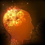 Ludzka Inteligencja Fotografia Stock