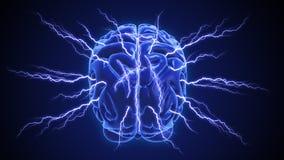 Ludzka inteligencja lub psychologii pojęcie Zdjęcie Stock