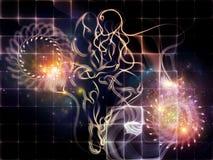 Ludzki synergia Zdjęcia Royalty Free