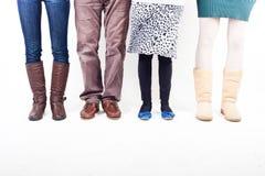 ludzkie nogi Obraz Royalty Free