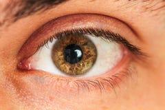 ludzkie oczy Zdjęcie Royalty Free
