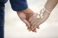 ludzkie ręce Zdjęcia Stock