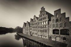 Luebeck -德国 图库摄影