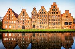 Luebeck -德国 免版税库存图片