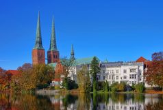 Luebeck 01 Royalty Free Stock Photo