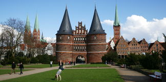 Luebeck Royalty Free Stock Images