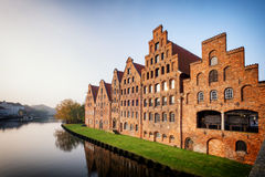Luebeck - Alemanha Foto de Stock Royalty Free