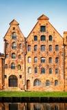 Luebeck - Alemanha Imagens de Stock Royalty Free