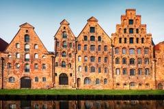 Luebeck - Alemanha Fotografia de Stock Royalty Free