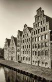 Luebeck - Alemania Fotos de archivo