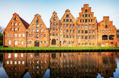 Luebeck - Deutschland Lizenzfreie Stockbilder
