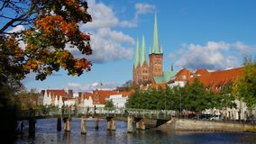 Luebeck Royalty Free Stock Photo