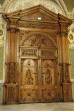 Luebeck, Town Hall, Renaissance Portal Stock Image