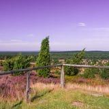 Lueneburg hed arkivfoton