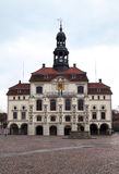 Lueneburg Town Hall Stock Photos