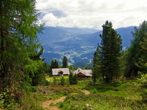 Luesner Alm Stock Images