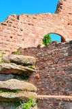 Luetzelburg Castle Royalty Free Stock Photo