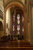 Lueur de cathédrale Images libres de droits