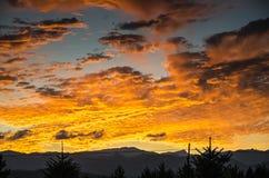 Lueur de matin Image libre de droits