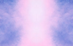 Lueur rosâtre fraîche Photos libres de droits