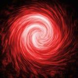 Lueur rouge Image libre de droits