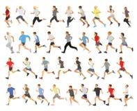 läufer Stockbild
