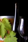lufowy przedstawiająca lufowa butelka Obraz Royalty Free
