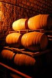 lufowy wino Zdjęcia Royalty Free