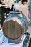 Lufowy wino Fotografia Stock