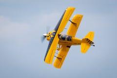 Luft acrobacy Stockfotos