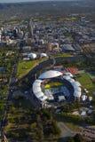 Luft-Adelaide-Oval Stockfoto
